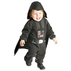 ダースベイダー 赤ちゃん用 Tod Baby Darth Vader Costume