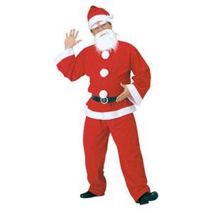 【クリスマスコスプレ】メンズサンタクロース