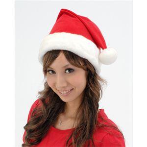 【クリスマスコスプレ】サンタさんの帽子