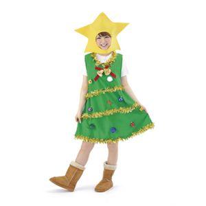 【クリスマスコスプレ】スターツリードレス