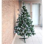 【クリスマス】180cm スノークリスマスツリー XY-005
