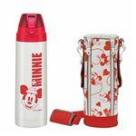 ミニーマウス ダイレクトスポーツボトル1.0L(カバー付) sds10r ミニー