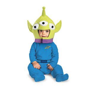 【コスプレ】 disguise Toy Story Alien Classic Infant トイストーリー エイリアン 幼児用