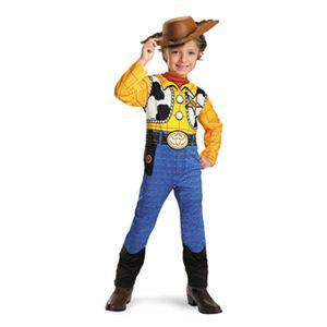 【コスプレ】 disguise Toy Story Woody Classic Child 4-6 トイストーリー ウッディ 子供用