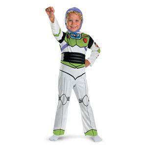 【コスプレ】 disguise Toy Story Buzz Lightyear Classic Child 4-6 トイストーリー バズ・ライトイヤー 子供用