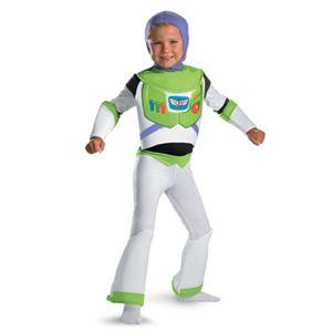 【コスプレ】 disguise Toy Story Buzz Lightyear Deluxe Child 3T-4T トイストーリー バズ・ライトイヤー 子供用