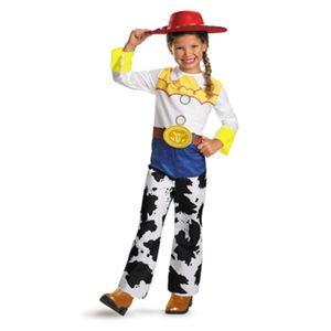 【コスプレ】 disguise Toy Story Jessie Classic Child 3T-4T トイストーリー ジェシー 子供用