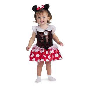 【コスプレ】 disguise Micky Mouse / Minnie Mouse Toddler ミニーマウス 幼児用コスチューム