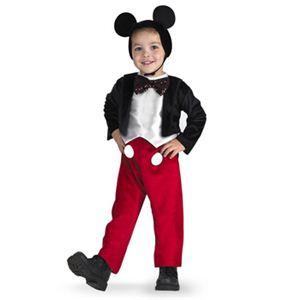 【コスプレ】 disguise Micky Mouse / Micky Mouse Deluxe ミッキーマウス デラックス 4-6