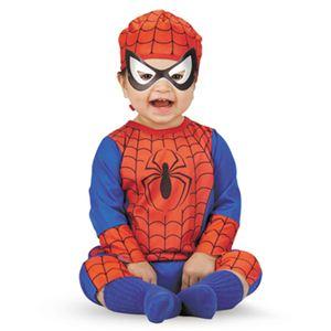 【コスプレ】 disguise Super Hero Squad / Spider man Infant スパイダーマン 幼児用コスチューム