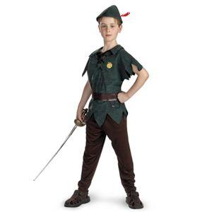 【コスプレ】 disguise Peter Pan / Peter Pan Classic 4-6 ピーターパン 子供用