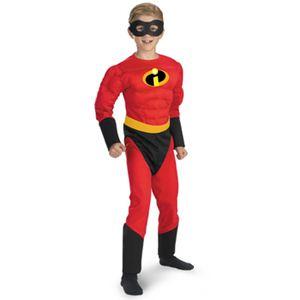 【コスプレ】 disguise The Incredibles / Dash Classic Muscle 4-6 Mr.インクレディブル ダッシュ