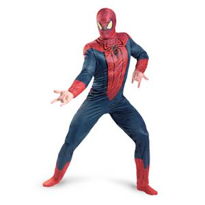 【コスプレ】 disguise 42497D Spider-Man Movie Classic Adult スパイダーマン クラシック