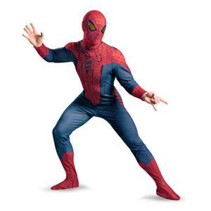 【コスプレ】 disguise 42499D Spider-Man Movie Deluxe Adult スパイダーマン デラックス