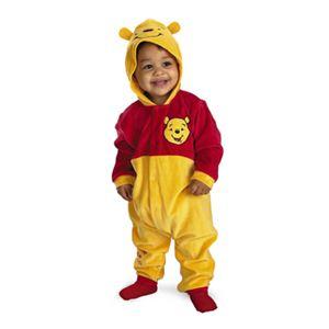 【コスプレ】 disguise 5490 Winnie The Pooh Classic Infant 12-18M くまのプーさん 子供用