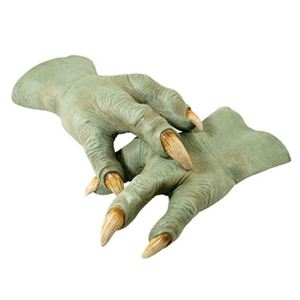 Yoda Latex Hands(スターウォーズ) ヨーダ