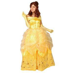 【コスプレ】 RUBIE'S(ルービーズ) 95086 Dress Up Adult Belle ベル Stdサイズ