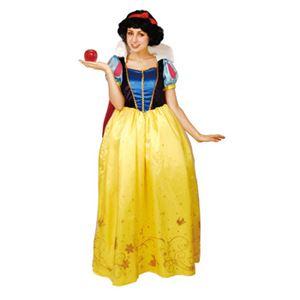 【コスプレ】 RUBIE'S(ルービーズ) 95081 Dress Up Adult Snow White 白雪姫 Stdサイズ