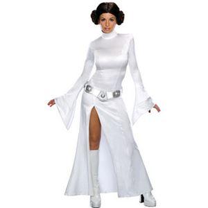 Princess Leia Dress レイア姫 (スターウォーズ) Stdサイズ