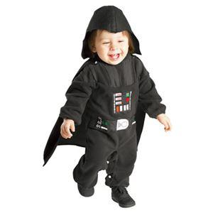 ダースベイダー 赤ちゃん用 Baby Darth Vader Costume Inf (スターウォーズ)