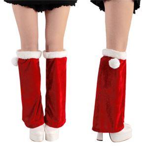 【クリスマスコスプレ】Patymo クリスマスレッグウォーマー