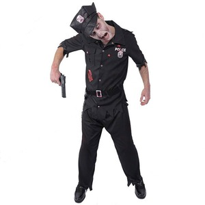 【コスプレ】ZOMBIE COLLECTION Zombie Police(ゾンビポリス)