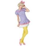 RUBIE'S(ルービーズ)DISNEY(ディズニー)Adult Daisy Duck(デイジー) Stdサイズ