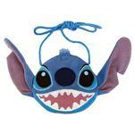 RUBIE'S(ルービーズ) DISNEY(ディズニー) バッグ(コスプレ) CHARACTER BAG(キャラクター バッグ)シリーズ Stitch Pochette(スティッチ ポシェット)