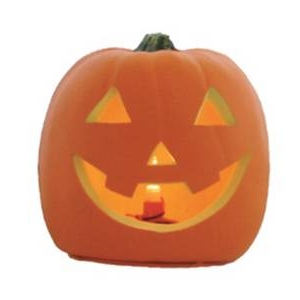 RUBIE'S(ルービーズ)HALLOWEEN(ハロウィン) 5inch Laughing Jack-O'-Lantern (LED)(5インチ ラフィング ジャック・オー・ランタン (LED))