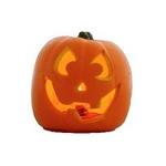 RUBIE'S(ルービーズ)HALLOWEEN(ハロウィン) 5inch Smiley Jack-O'-Lantern (LED)(5インチ スマイリー ジャック・オー・ランタン (LED))