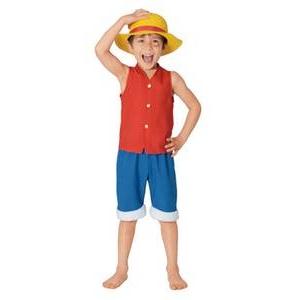 【コスプレ】 RUBIE'S (ルービーズ) Child Monky.D. Luffy Sサイズ