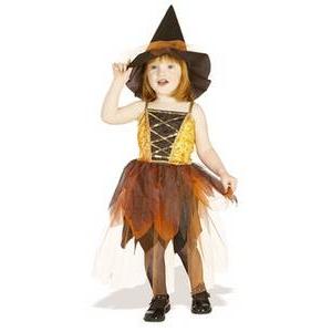 【コスプレ】 RUBIE'S (ルービーズ) Autumn Witch(オータム ウィッチ) Todサイズ