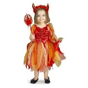 【コスプレ】 RUBIE'S (ルービーズ) Red Devil(レッド デビル) Todサイズ