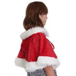 【クリスマスコスプレ】Patymo クリスマス フード付きケープ