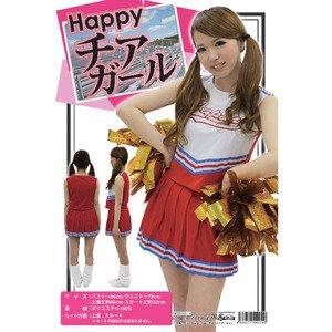 【コスプレ】 Patymo Happy チアガール