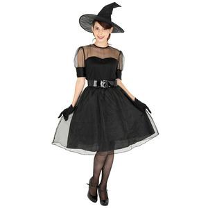 コスプレ衣装/コスチューム 【Black witch(ブラックウィッチ)】 『CLUB QUEEN』 レディース 〔ハロウィン イベント〕
