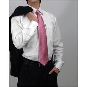 【収納力抜群】ワーカーズ TYPE2 多機能10ポケット付シャツ 長袖 ホワイト L