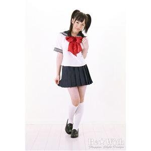 セーラー服2(えんじリボン) A0132DR