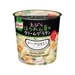【まとめ買い】味の素 クノール スープDELI えびとほうれん草のクリームグラタン 46.2g×24カップ(6カップ×4ケース)の詳細ページへ