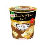 【まとめ買い】味の素 クノール スープDELI オニオングラタンスープ 14.5g×18カップ(6カップ×3ケース)の詳細ページへ