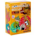 【まとめ買い】北陸製菓 ムーミン谷のビスケット ココア 90g×10箱の詳細ページへ