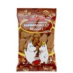【まとめ買い】北陸製菓 ムーミン袋入りビスケット ココア 75g×20袋の詳細ページへ