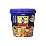 【まとめ買い】アサヒフーズ おどろき麺0(ゼロ) 濃厚豚骨煮干し麺 24カップ入り(6カップ×4ケース)