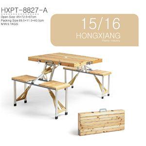 杉製ピクニックテーブル