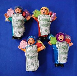 【エケコ人形13cm】限定サイズのエケコ人形13cm、数量限定、色の指定ができません(ペルー直輸入)