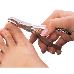ゾーリンゲン ゾーリンゲン 足の爪切り ニッパー