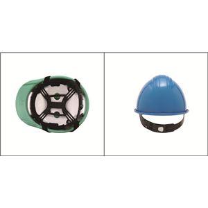 【BS防災スペシャル】ヘルメット ピンクオレンシ(防災反射ステッカー付) 【5個セット】 BSSP