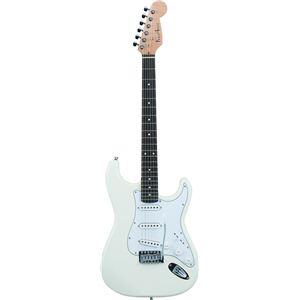 Photogenic エレキギター ホワイト ST-180