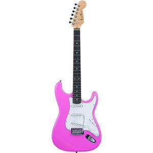 Photogenic エレキギター ピンク ST-180