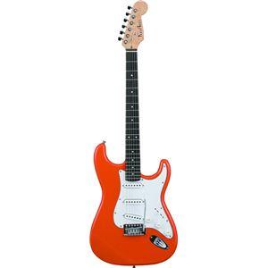 Photogenic エレキギター オレンジ ST-180
